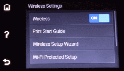 123.hp.com/setup 8722 Wireless Setup Wizard