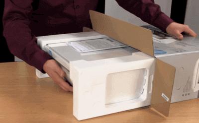 123 hp deskjet 1000 Printer Unboxing