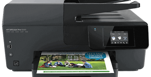 123.hp.com/setup 6837-Printer Setup