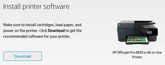 Hp OfficeJet Pro 6834-Printer-Driver-Download
