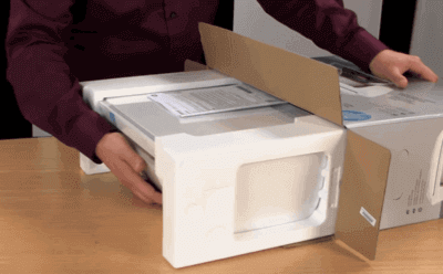 123-hp-deskjet-plus-4130-Printer-Unboxing